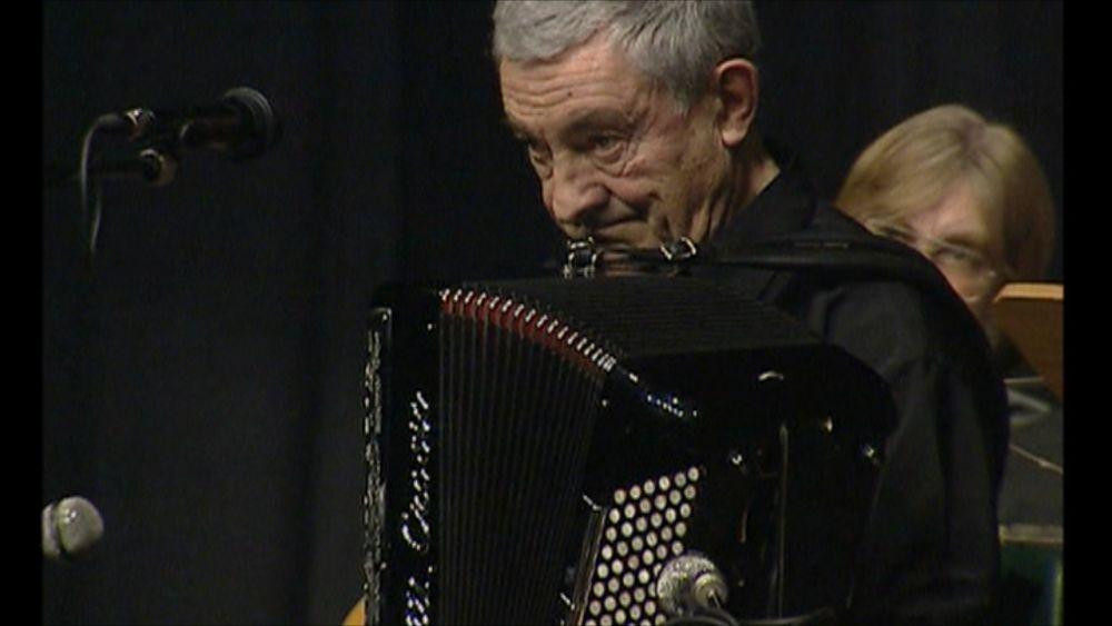 Retro: Jean Corti op accordeonfestival in Zwevegem - Focus en WTV