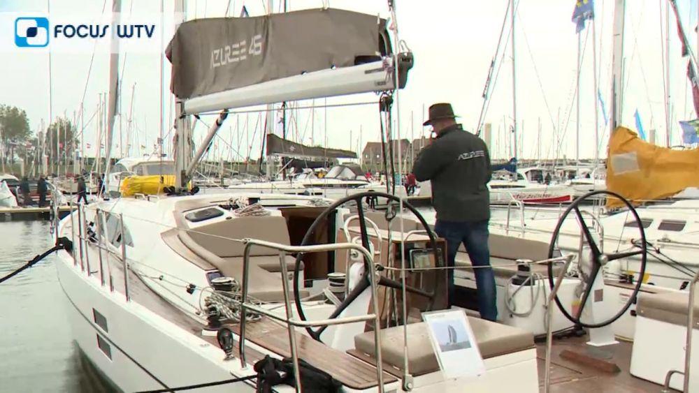 Belgian Boat Show in Nieuwpoort - Focus en WTV