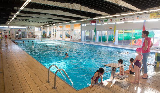 Samenwerking zwembaden de haan en blankenberge focus en wtv for Piscine ypres