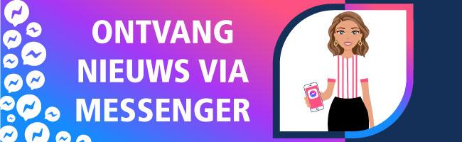 Ontvang nu pushberichten met West-Vlaams nieuws rechtstreeks in je Facebook inbox