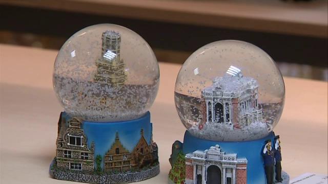 souvenirs belgie
