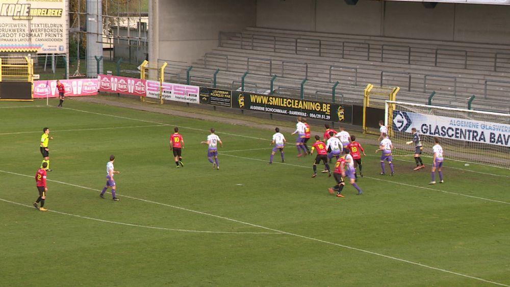 Mandel United wint op het veld van Harelbeke - Focus en WTV