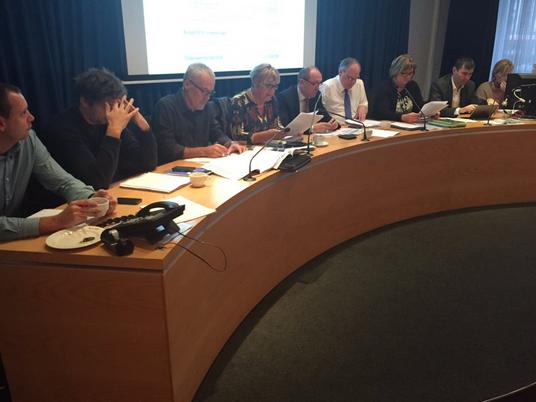 oostende stelt nieuwe begroting en budget 2016 voor