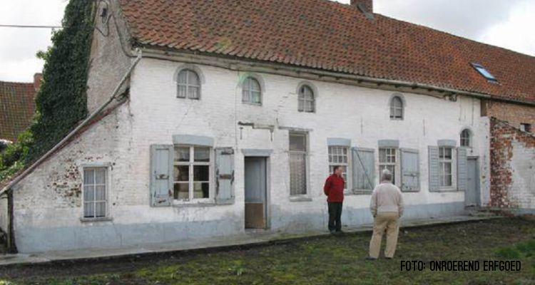 Bijna euro voor restauratie huis kaplote focus en wtv - Huis bourgeois huis ...