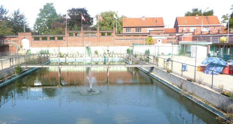 Ieper pompt half miljoen in oud beschermd zwembad focus en wtv - Beschermd zonneterras ...