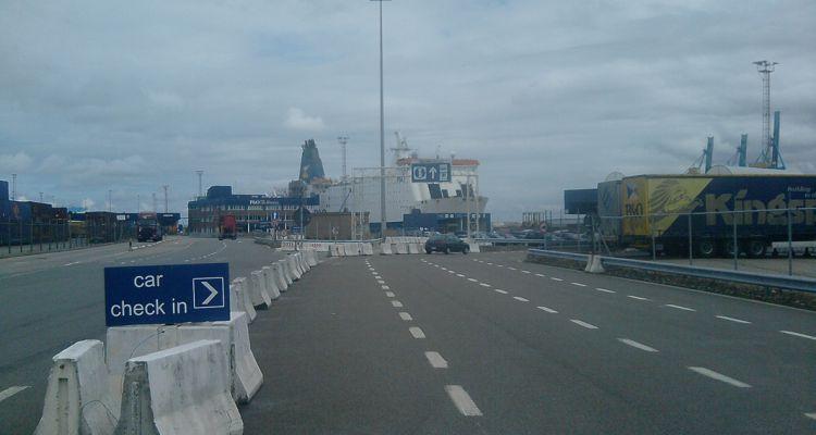 Alweer twee mensensmokkelaars gevat focus en wtv - Where is zeebrugge ferry port ...