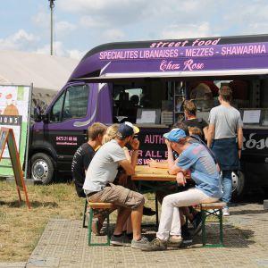 Dranouter Festival 2017 -Eetkraampjes