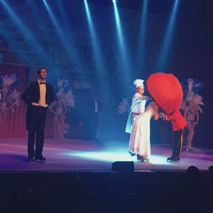 Moscow Circus on Ice Roeselare
