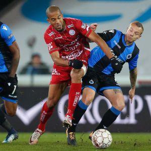 Club Brugge Zulte Waregem Foto Belga