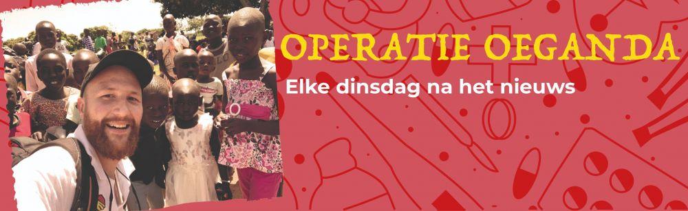 Operatie Oeganda, binnenkort op Focus en WTV