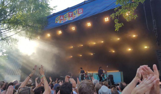 Cactus Festival 2017 Vrijdag