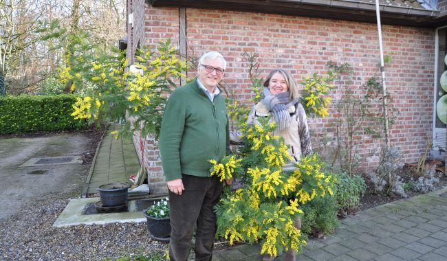 Mimosaproject voor duurzame teelten voorgesteld bij ardo for Dujardin kortemark