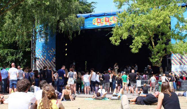 Cactus Festival 2017 - Zondag - Zondag