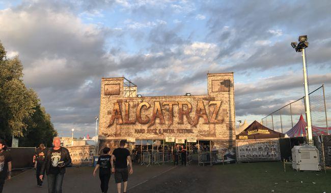 Alcatraz Festival - zaterdag 12/08