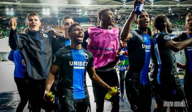 Lask Linz - Club Brugge (Foto Belga)