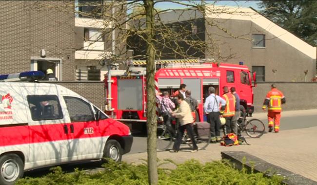 Kleine Keuken Kortrijk : Twee keer brand in hetzelfde gebouw in Kortrijk Focus en WTV
