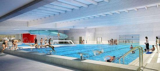 Opendeurdag nieuw poperings zwembad uitgesteld focus en wtv for Piscine ypres photo